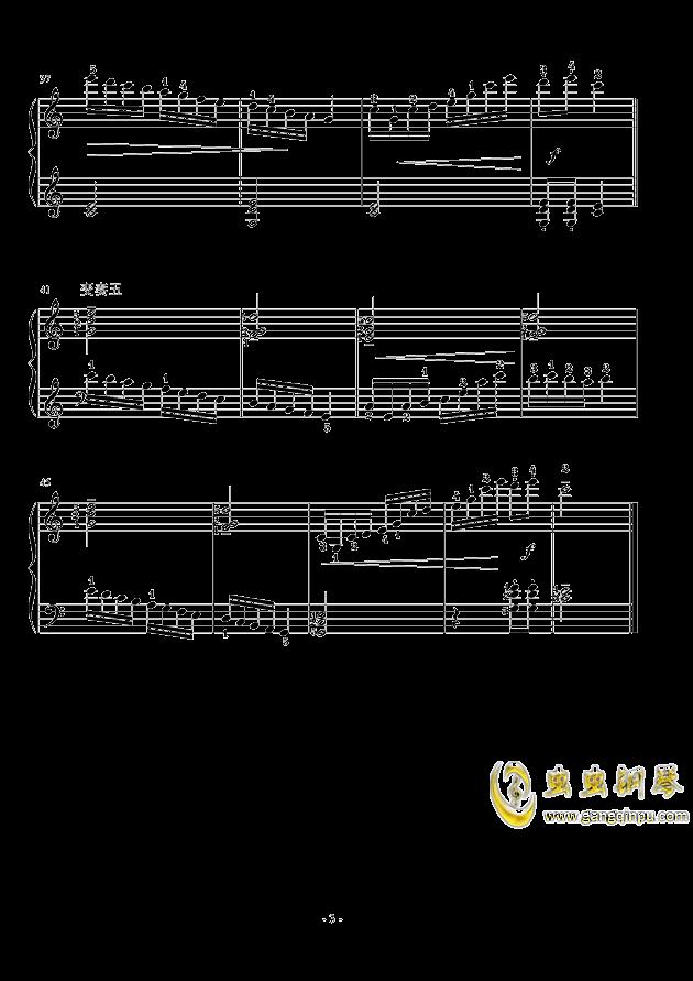 乒乓变奏曲,乒乓变奏曲钢琴谱,乒乓变奏曲钢琴谱网,乒乓变奏曲