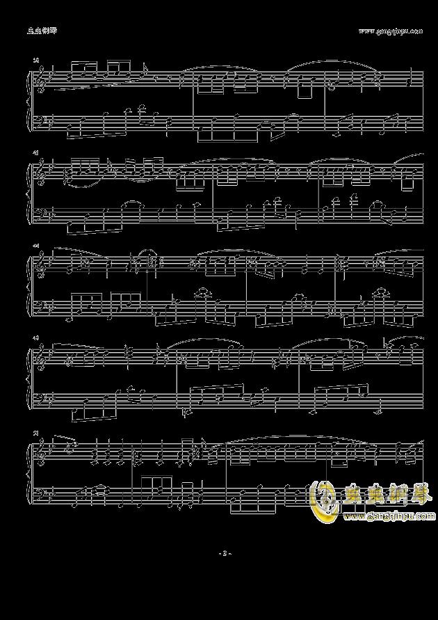 solo版本 钢琴独奏,桜の花びらたち 前田敦子solo版本 钢琴独奏钢