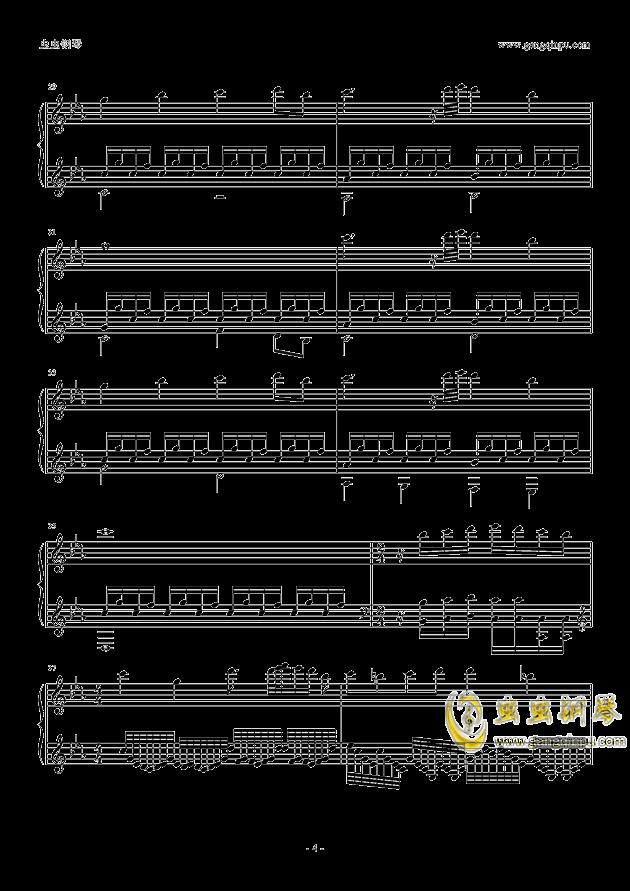 Cytus Chapter K钢琴谱 第4页
