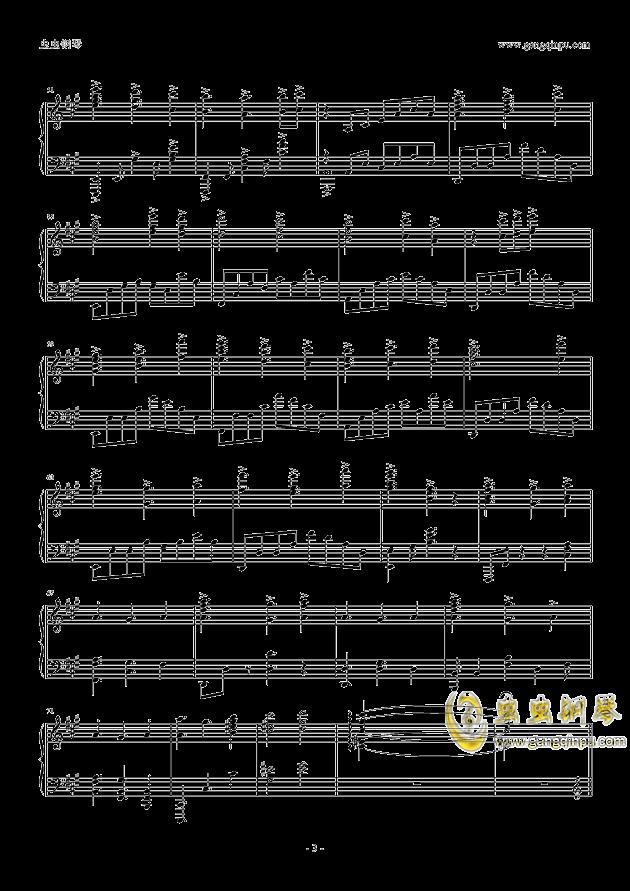 Let Me Hear钢琴谱 第3页