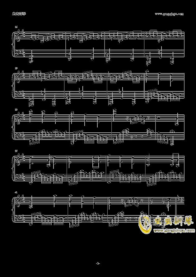 Magic of love钢琴谱 第2页