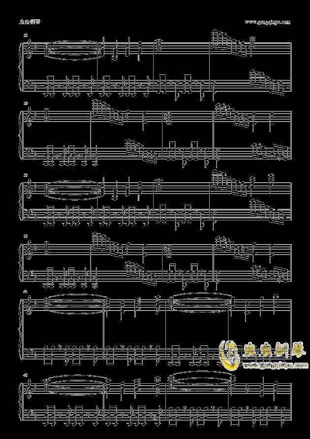 Atlantis钢琴谱 第2页