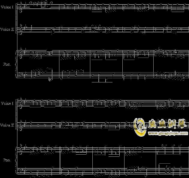 快乐的口风琴,快乐的口风琴钢琴谱,快乐的口风琴钢琴谱网,快乐