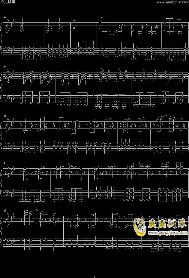 守卫大地钢琴谱 第2页