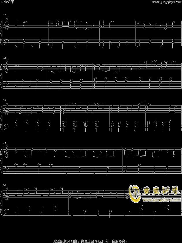 琵琶曲喜洋洋曲谱-喜羊羊与灰太狼,喜羊羊与灰太狼钢琴谱,喜羊羊与灰太狼钢琴谱网,