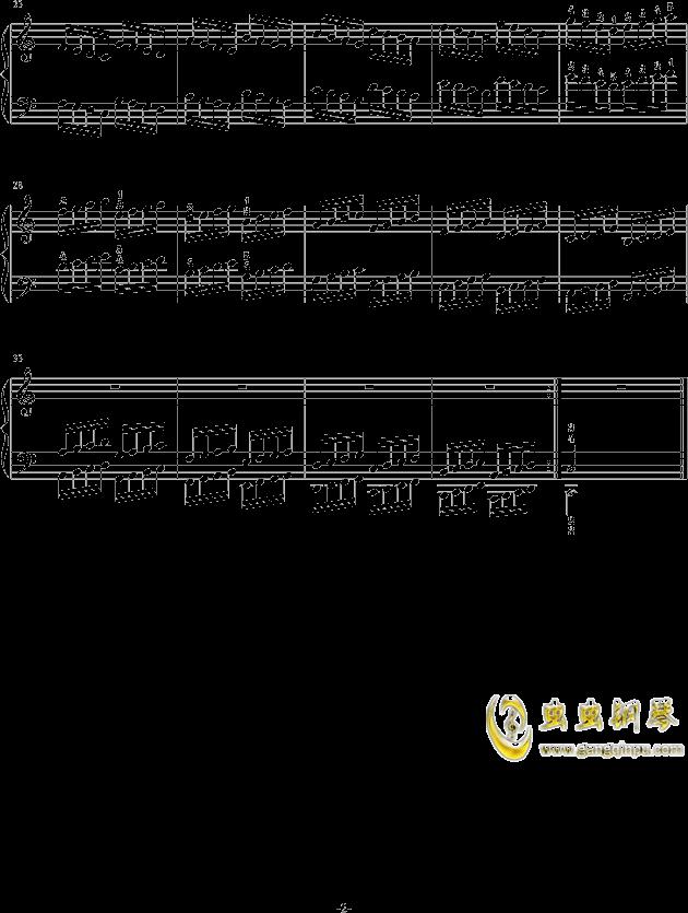 音阶手指手型练习曲钢琴谱 第2页