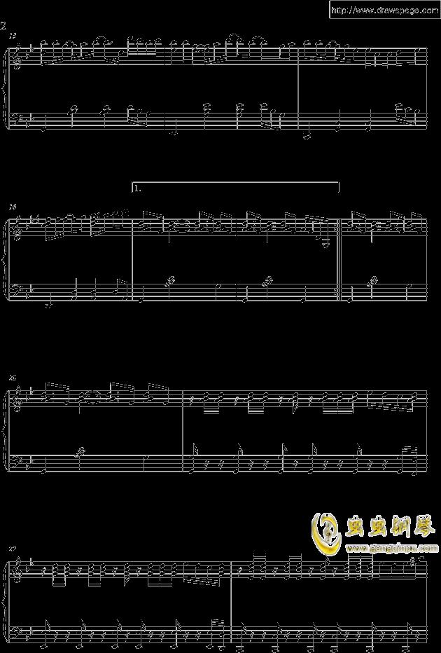 邓紫棋 A.I.N.Y. 演唱会钢琴版 ,邓紫棋 A.I.N.Y. 演唱会钢琴版 钢琴谱,