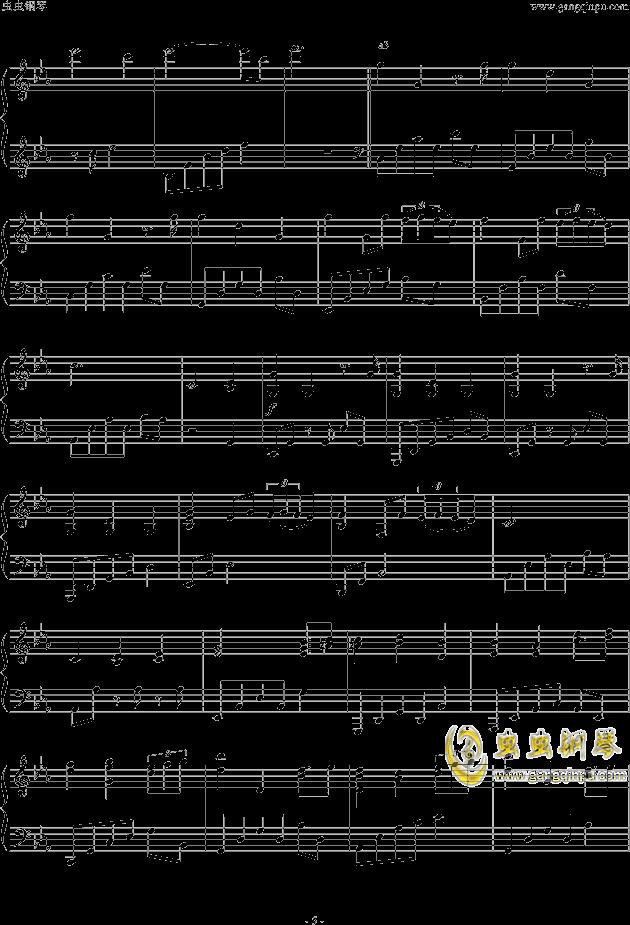 pianoking曲谱