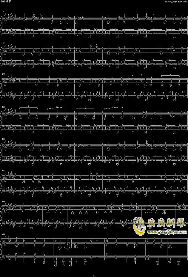 肖邦op25no9的谱子