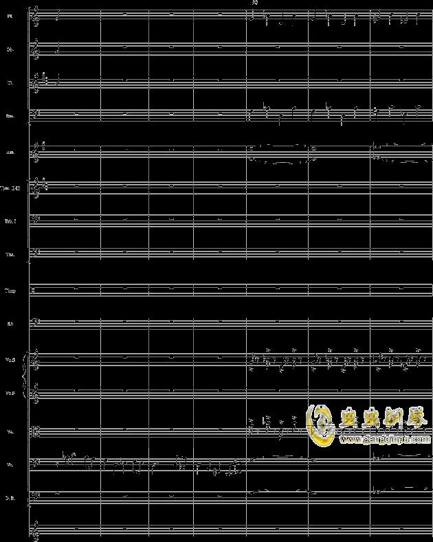 华丽乐章No.1钢琴谱 第14页