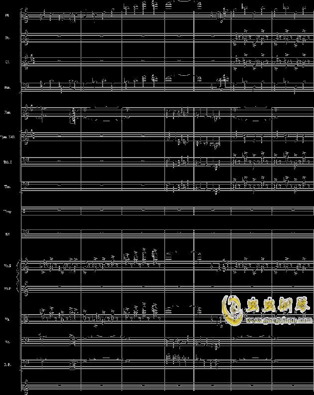 华丽乐章No.1钢琴谱 第15页
