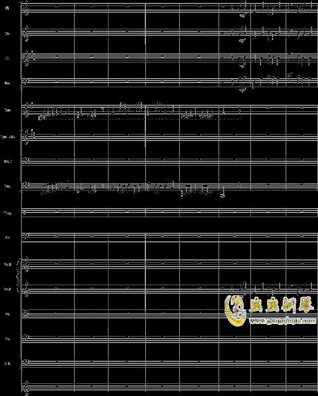 华丽乐章No.1钢琴谱 第18页