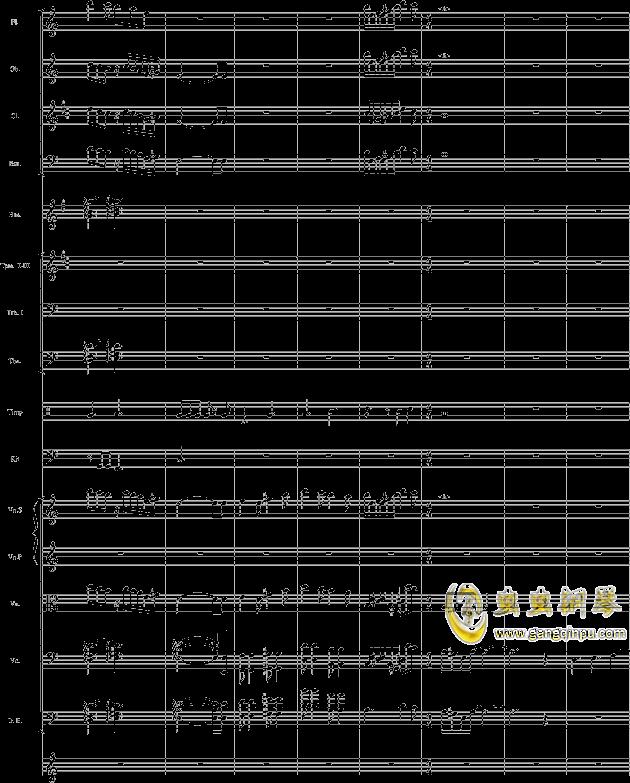 华丽乐章No.1钢琴谱 第24页