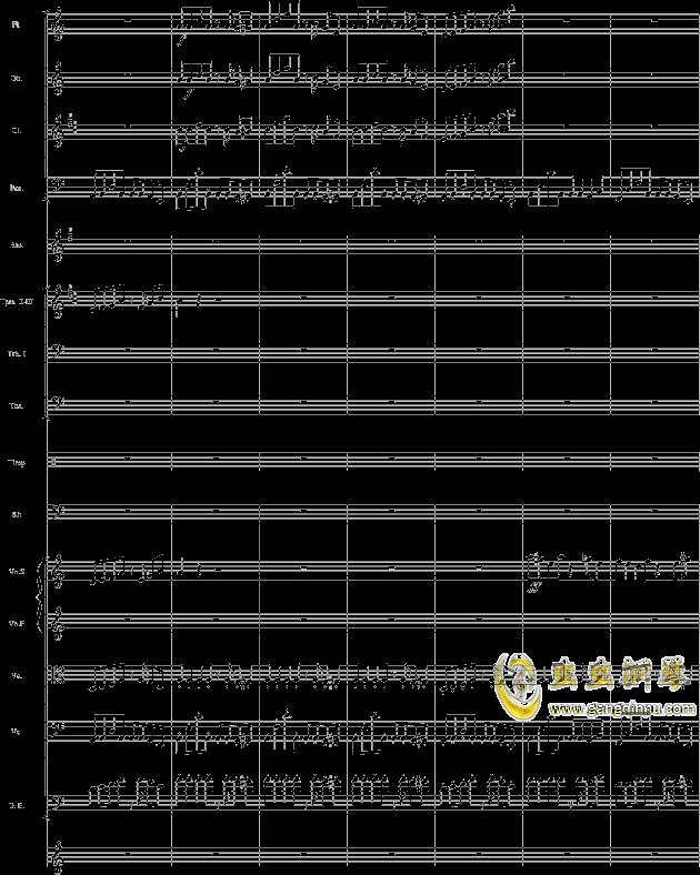 华丽乐章No.1钢琴谱 第27页