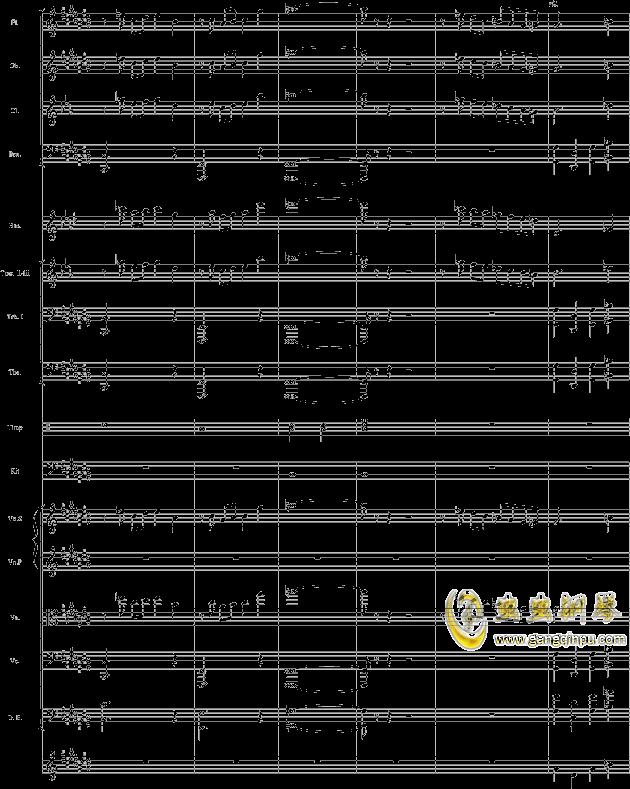 华丽乐章No.1钢琴谱 第40页