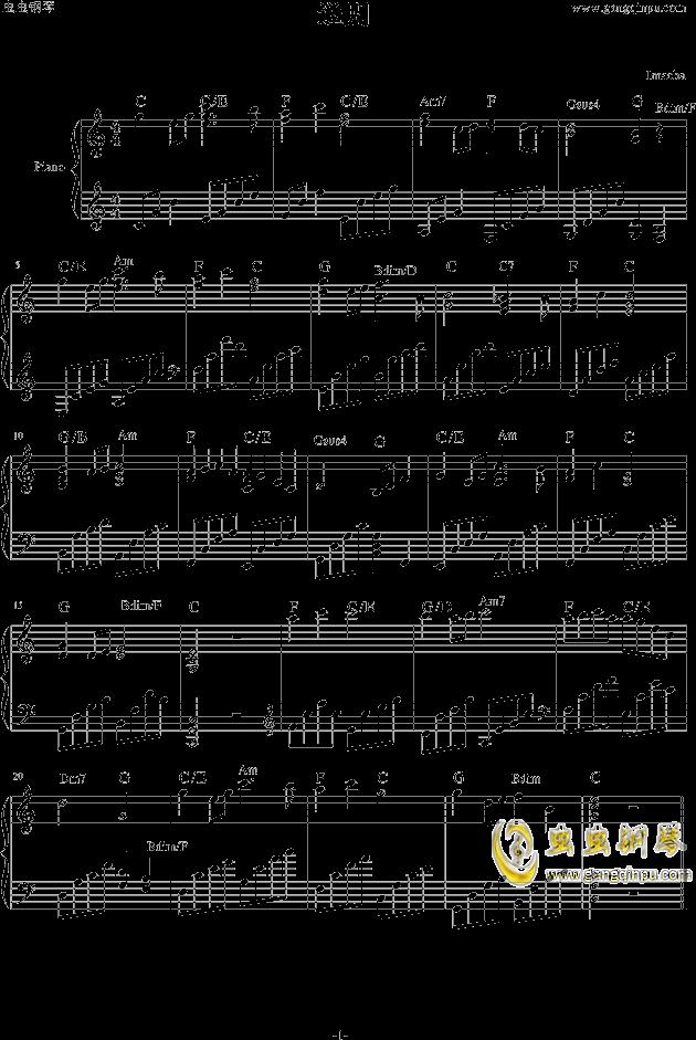 送别钢琴简谱左右手图片展示_送别钢琴简谱左右手相关图片下载
