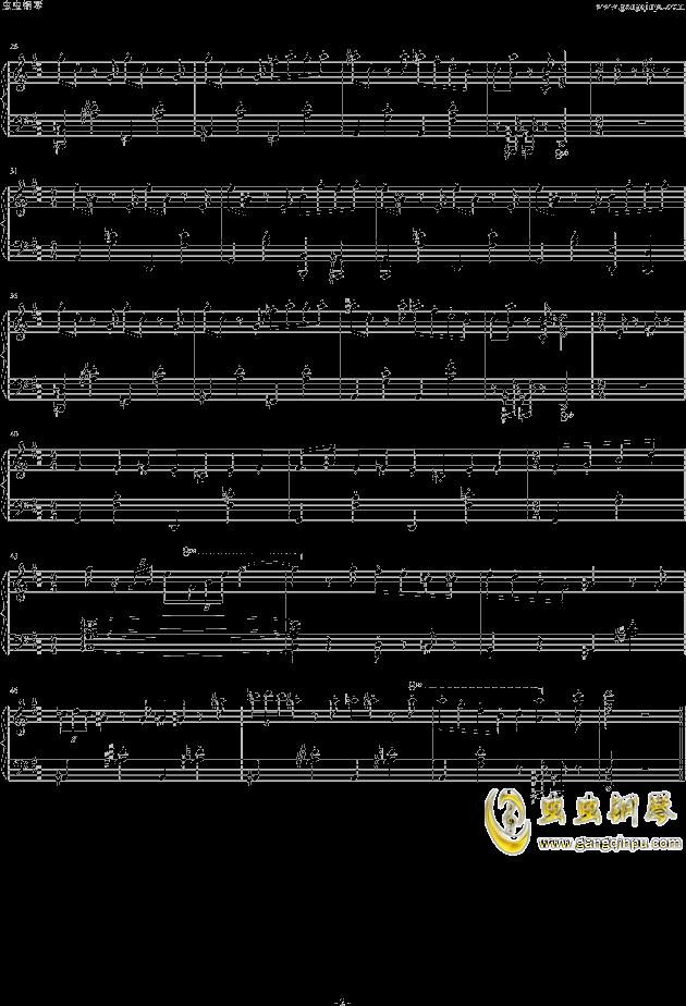 パフェットル�`ム钢琴谱 第2页