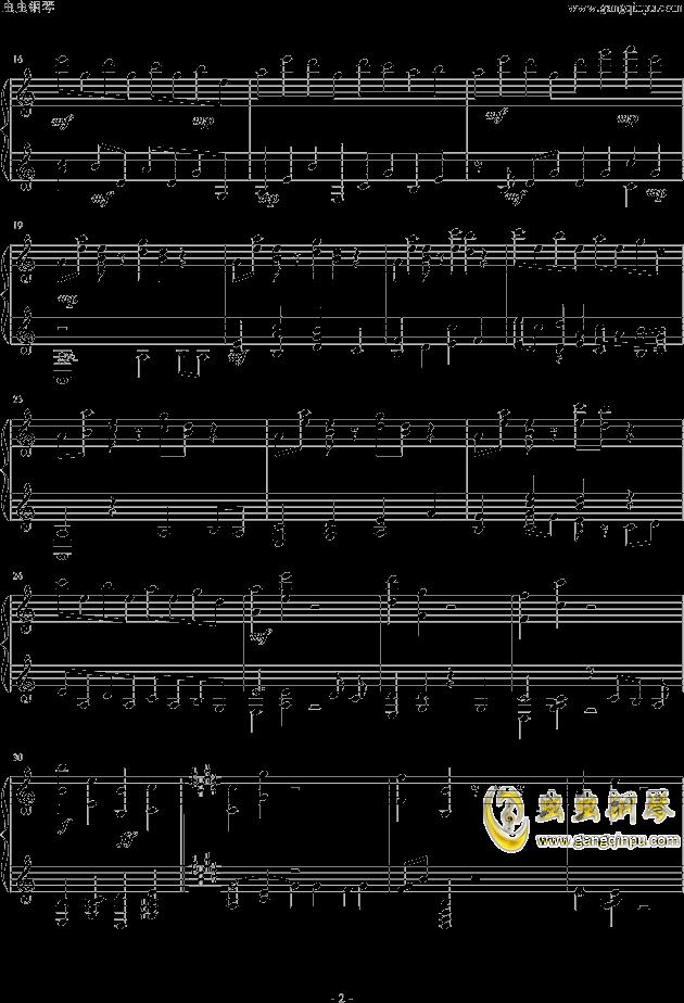Utopiosphere钢琴谱 第2页