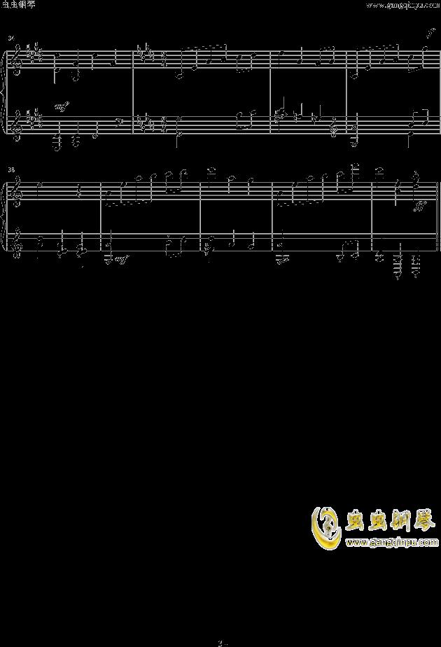 Utopiosphere钢琴谱 第3页