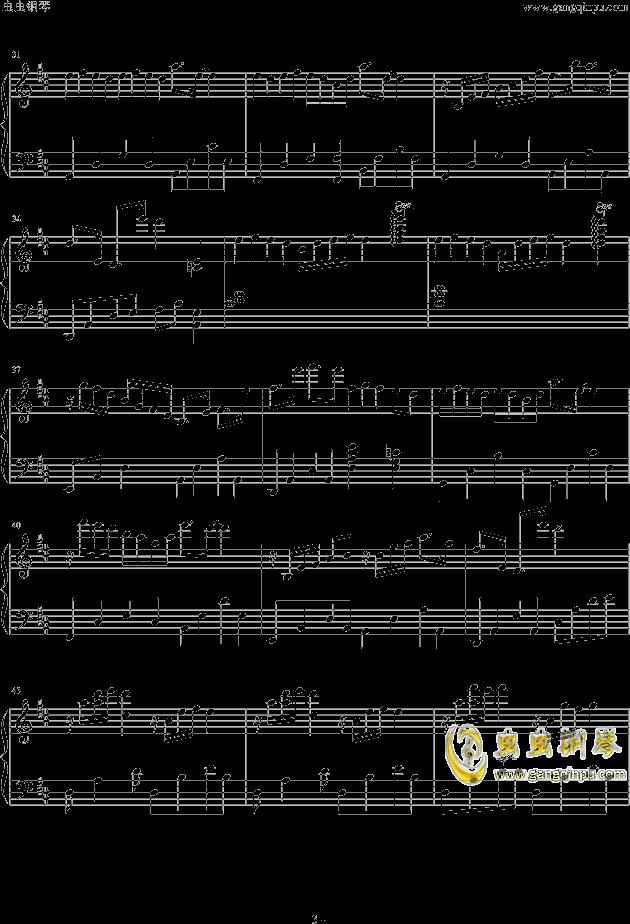 pianoboy的钢琴曲谱