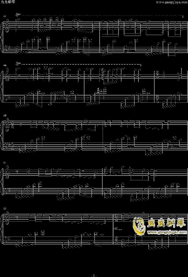 《小叮当》钢琴简谱
