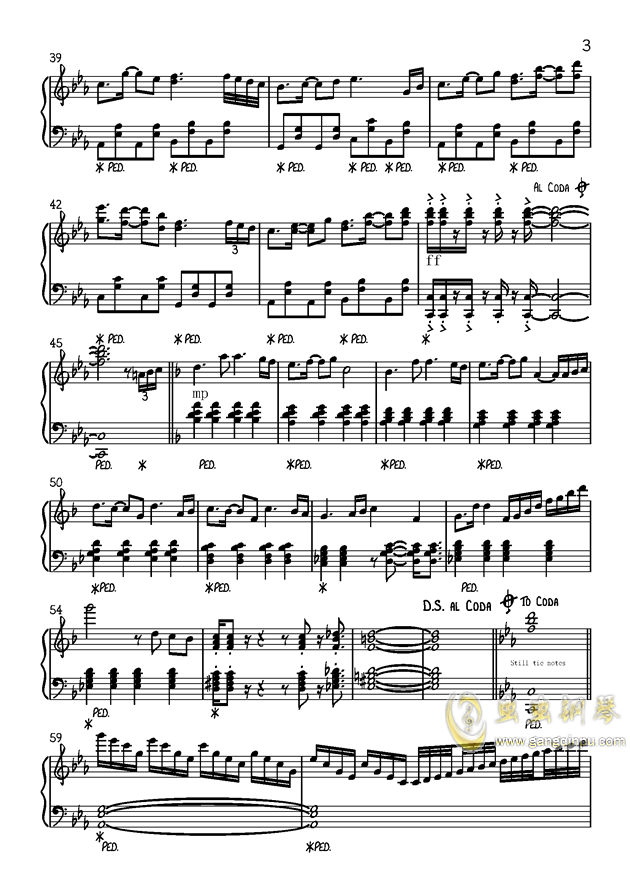 逆动.平行时空 ,逆动.平行时空 钢琴谱,逆动.平行时空 Reverse . Parallel Universe