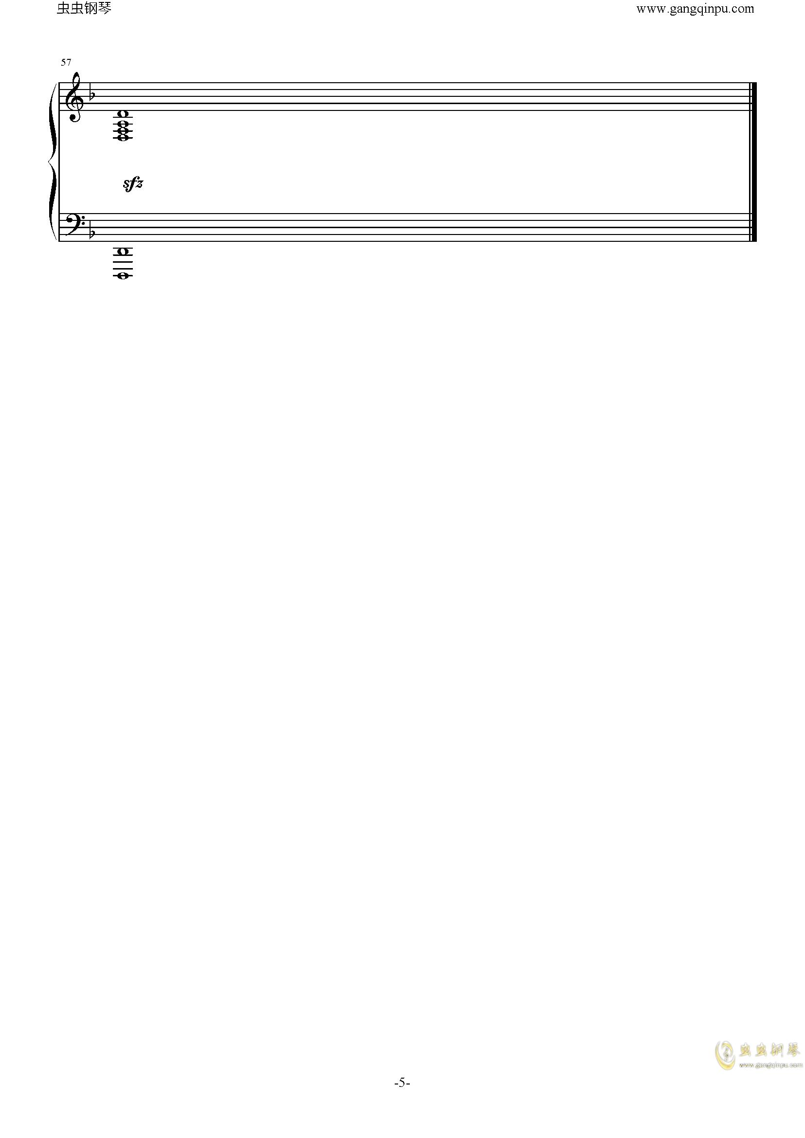 Archangel钢琴谱 第5页