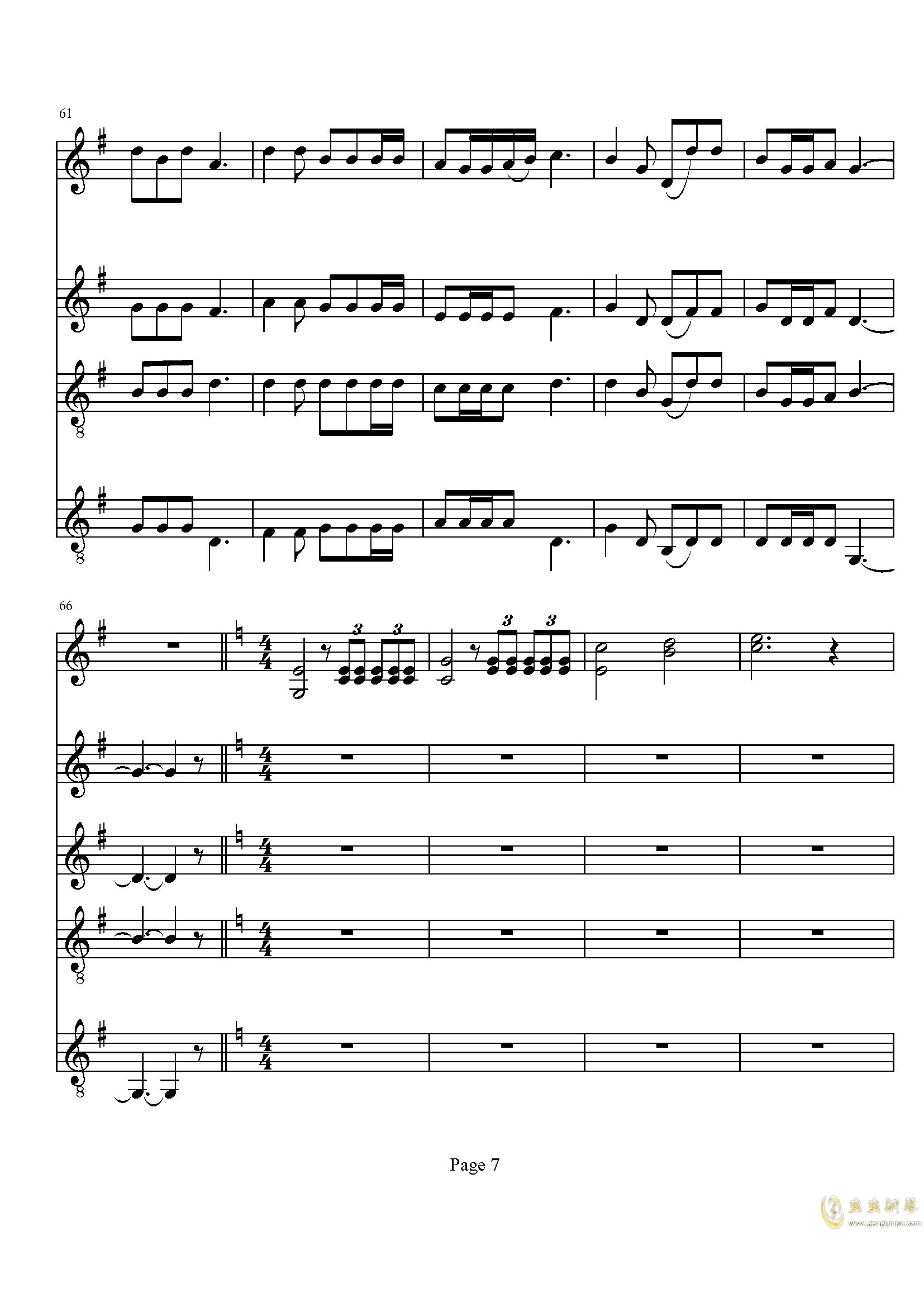 梦想在歌唱钢琴谱子-中国梦 合唱谱,管弦乐试听