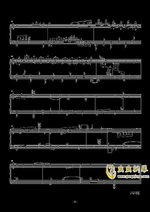 冥想集钢琴谱 第17页