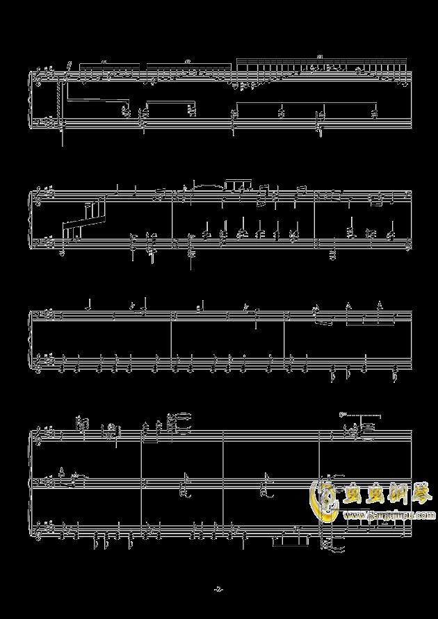 冥想集钢琴谱 第2页