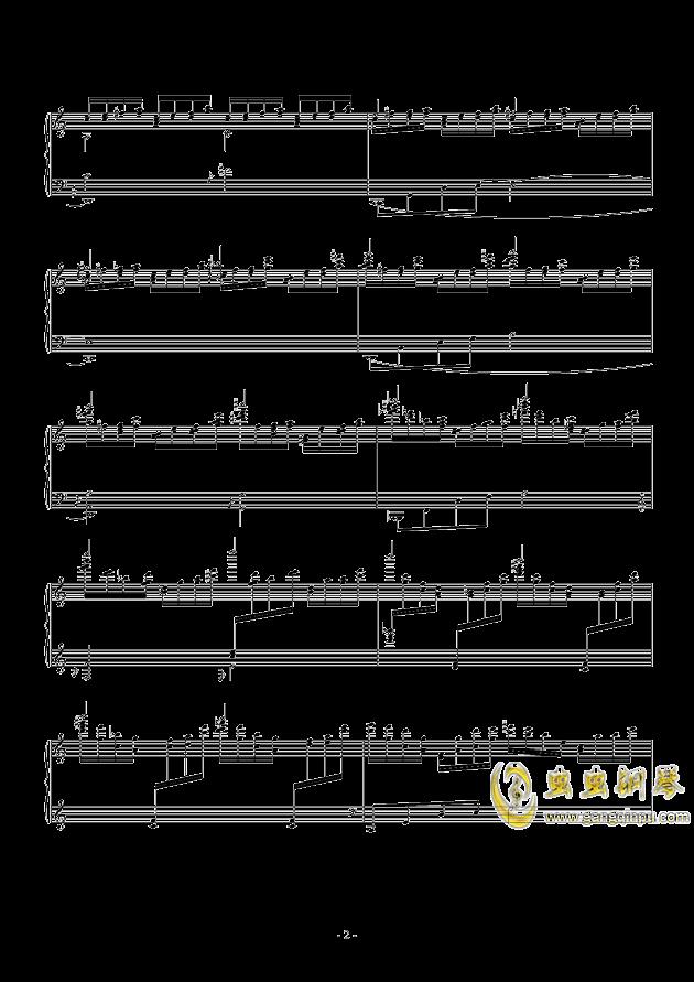 冥想集钢琴谱 第5页