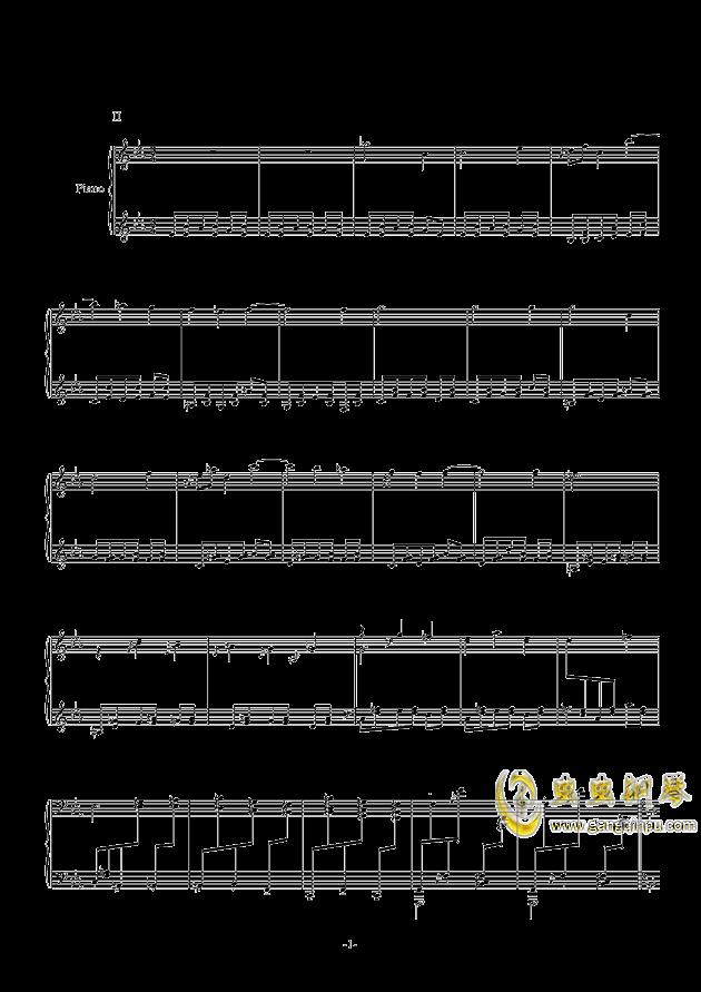 冥想集钢琴谱 第7页