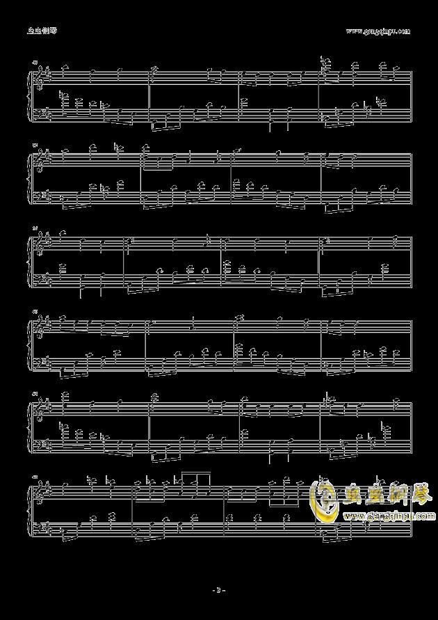 新登录音乐钢琴谱 第3页