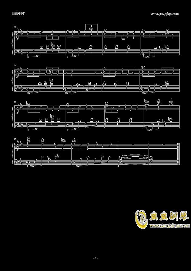 新登录音乐钢琴谱 第4页