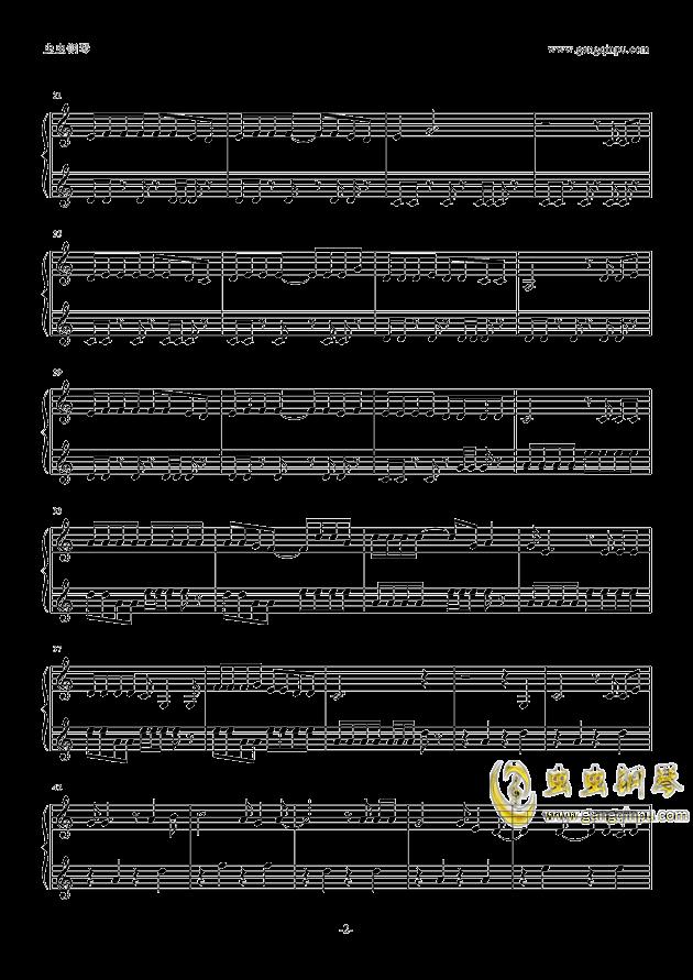 哈哈哈,很好的谱子 -红蜻蜓 by2,红蜻蜓 by2钢琴谱,红蜻蜓 by2
