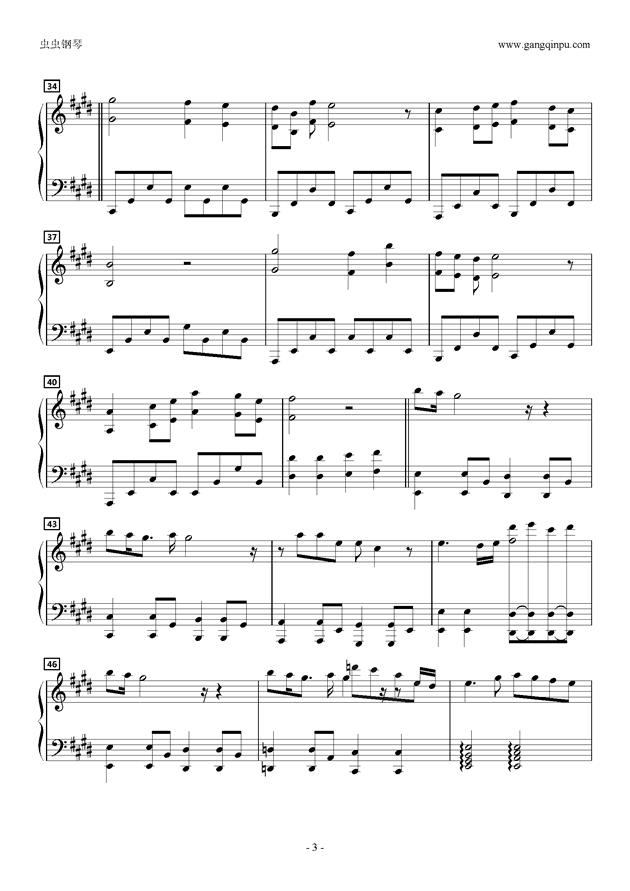 そよ风のハ ーモニー,そよ风のハ ーモニー钢琴谱,そよ风のハ ーモ