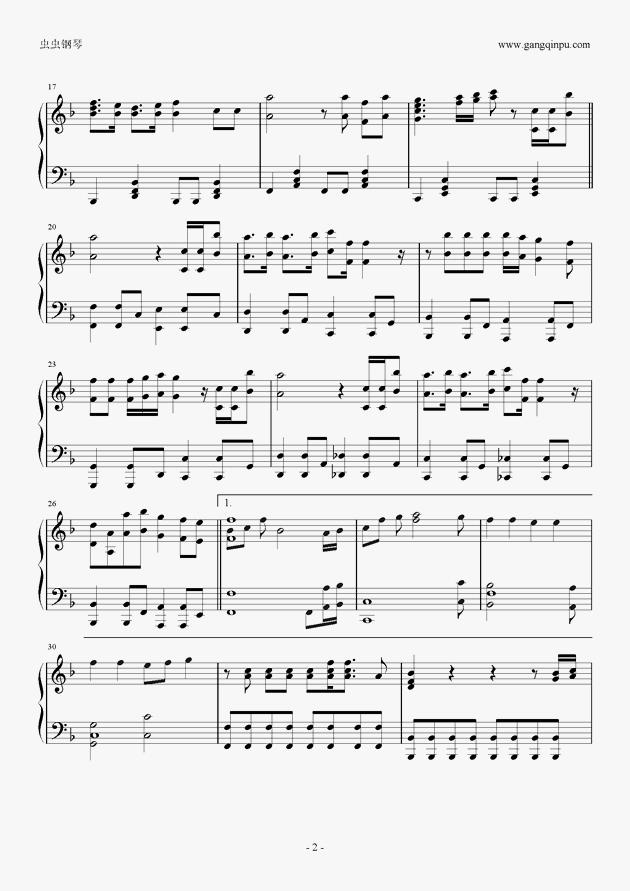 よ,会いたいよ钢琴谱,会いたいよ钢琴谱网,会いたいよ钢琴谱