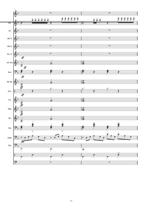 浮夸 管乐总谱 ,浮夸 管乐总谱 钢琴谱,浮夸 管乐总谱 钢琴谱网,浮
