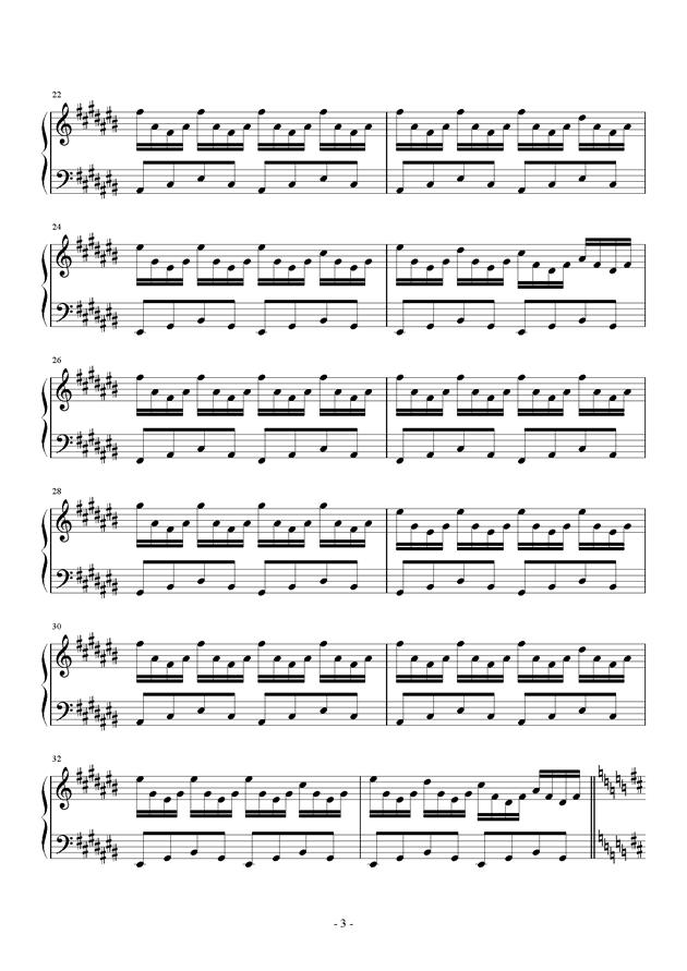 浏阳河 钢琴曲谱 三级-op,3iop钢琴谱,3iop钢琴谱网,3iop钢琴谱大全,虫虫钢琴谱下载