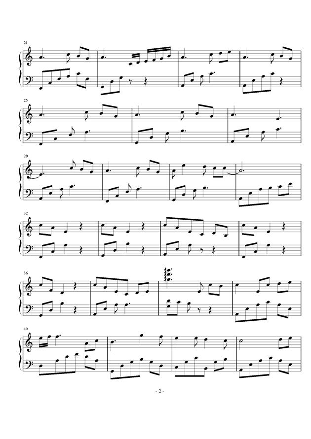 琴简单演奏版钢琴谱,故事细腻钢琴简单演奏版钢琴谱网,故事细腻