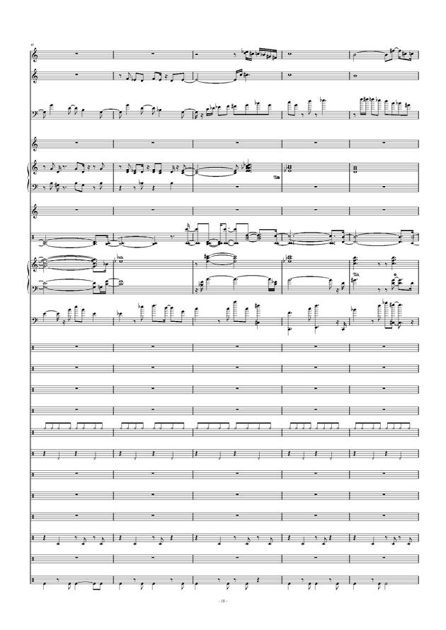 Don't Don't钢琴谱 第10页