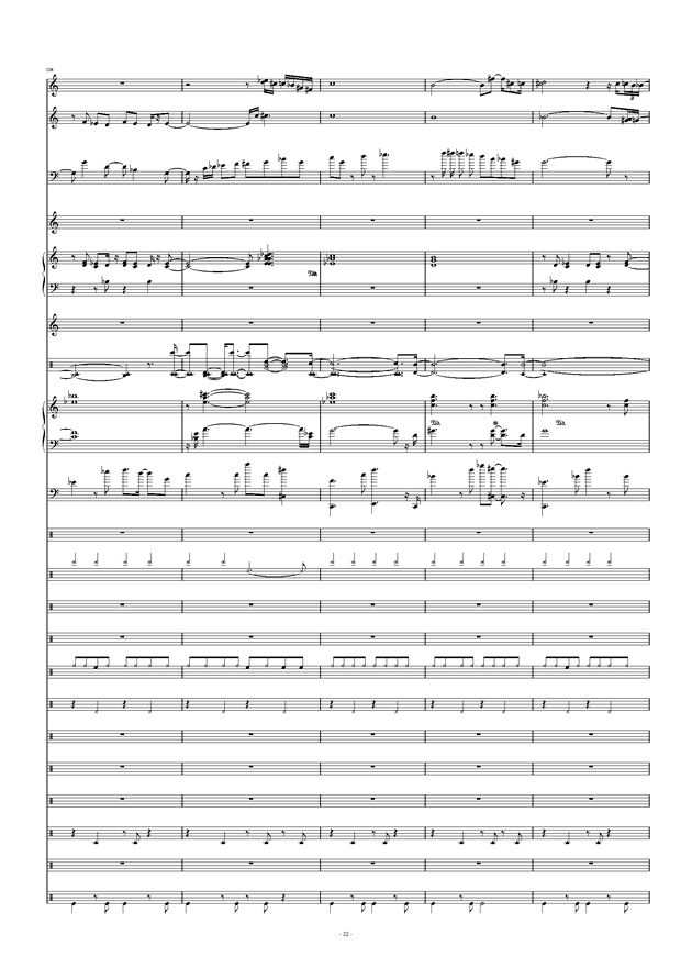 Don't Don't钢琴谱 第22页