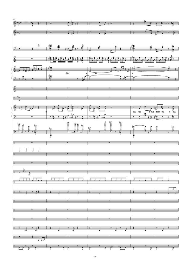 Don't Don't钢琴谱 第23页