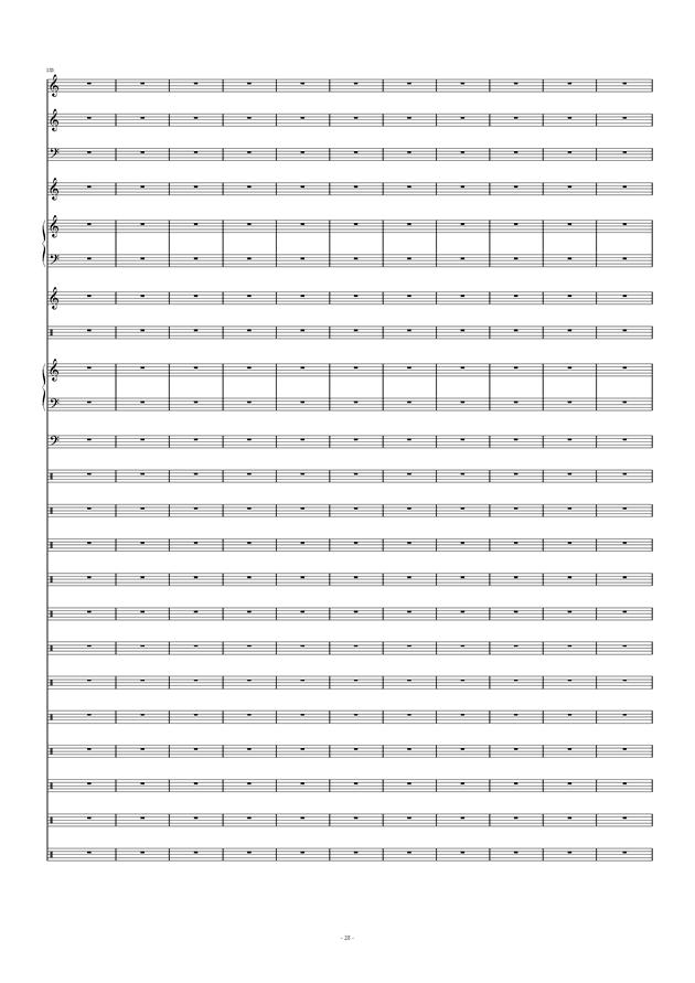 Don't Don't钢琴谱 第28页