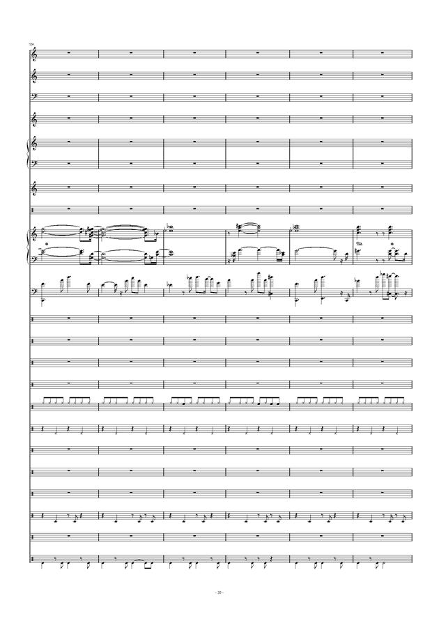 Don't Don't钢琴谱 第30页