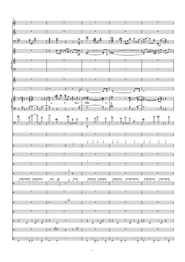 Don't Don't钢琴谱 第6页