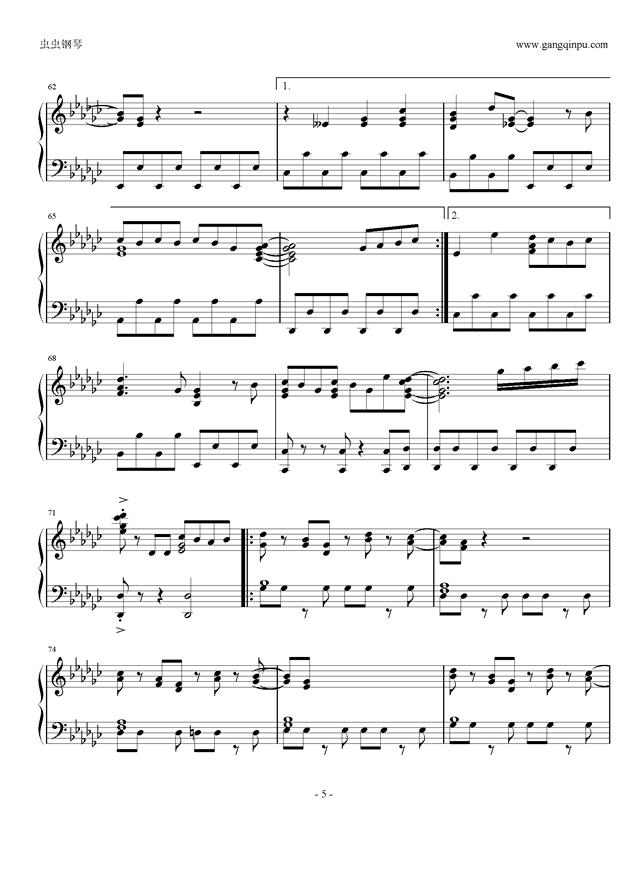 龙猫 原版,龙猫 原版钢琴谱,龙猫 原版钢琴谱网,龙猫 原版钢琴谱