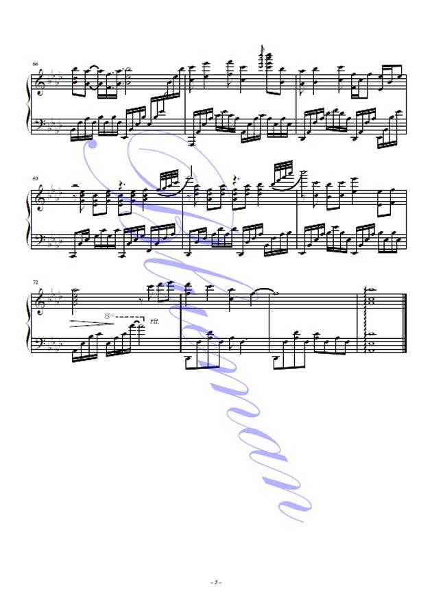 新鸳鸯蝴蝶梦,新鸳鸯蝴蝶梦钢琴谱,新鸳鸯蝴蝶梦钢琴谱网,新鸳