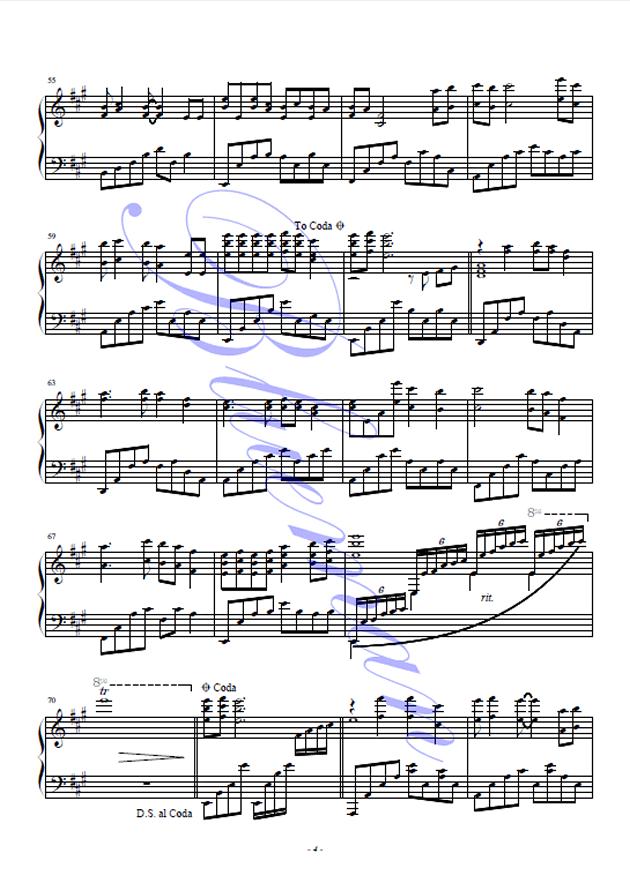 涛声依旧,涛声依旧钢琴谱,涛声依旧钢琴谱网,涛声依旧