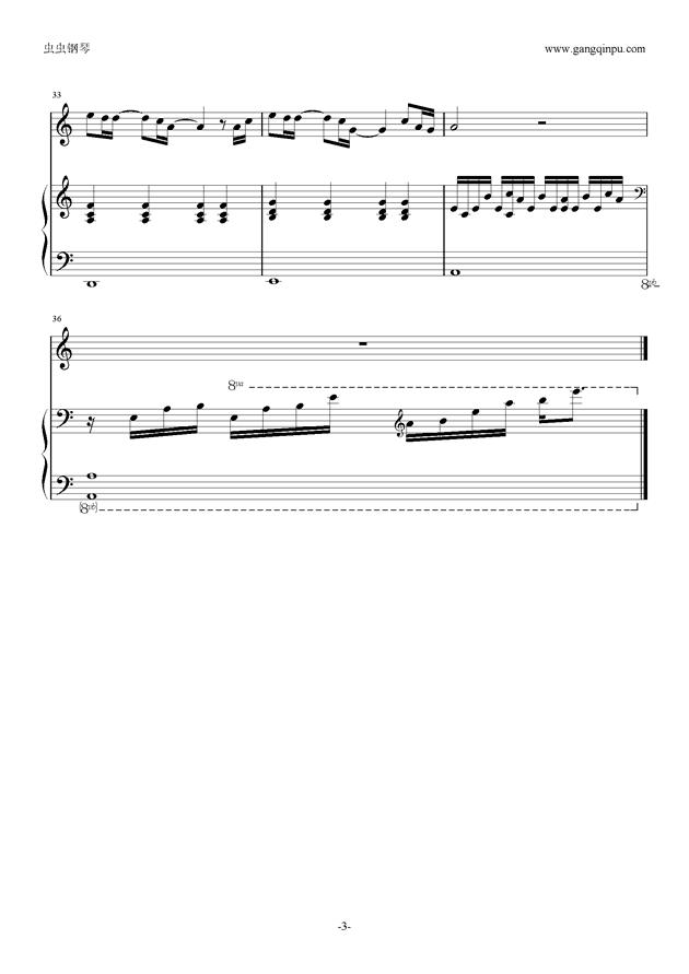 默乐谱-默 , 默 钢琴谱, 默 钢琴谱网, 默 钢琴谱大全,虫虫钢琴谱下载
